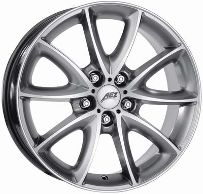 AEZ Excite high gloss 8x19 rozteč 5x100 ET35