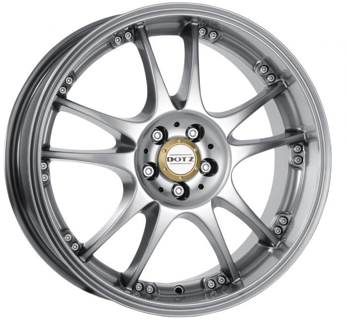 Dotz Brands Hatch 6,5x15 rozteč 5x114,3 ET38