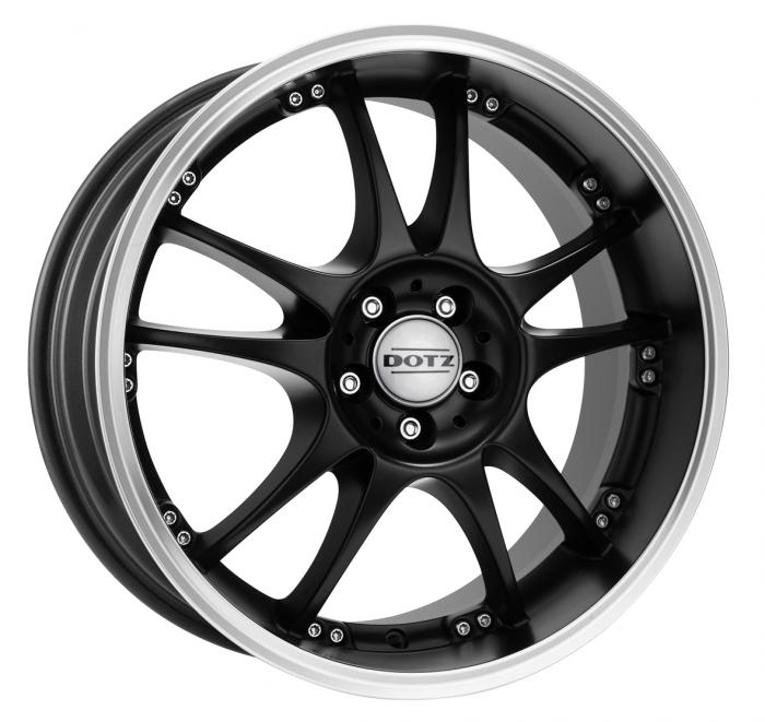 Dotz Brands Hatch dark 8x17 rozteč 5x112 ET35